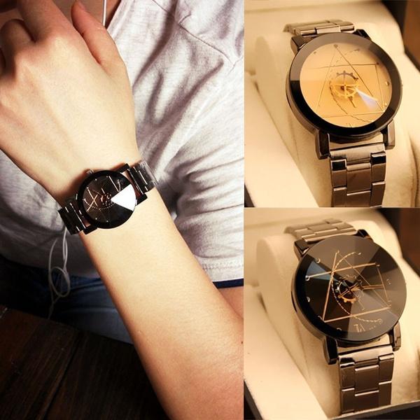 Steel, fashion watches, wristwatch, Dress