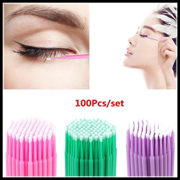 Mini, dentalmicrobrush, microapplicator, make up brushes