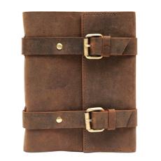 sketchbook, handmadegift, genuine leather bag., leather