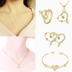 Jewelry Set, Fashion, lover gifts, Heart