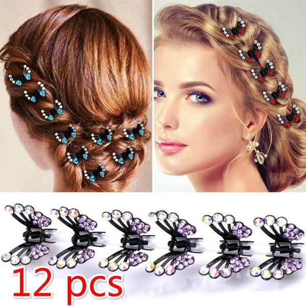butterfly, cute, hairpinsflower, Princess