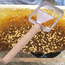 honeycollector, beehiveuncapping, Tool, Stainless Steel