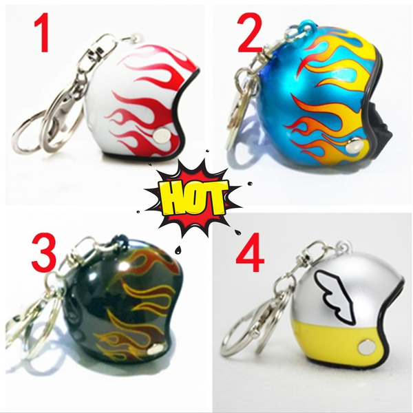Helmet, keyholder, Fashion, Key Chain
