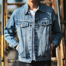 Casual Jackets, New arrival, men's jeans, Spring