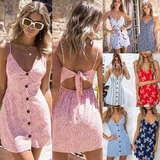 Mini, Strapless Dress, Fashion, Tank