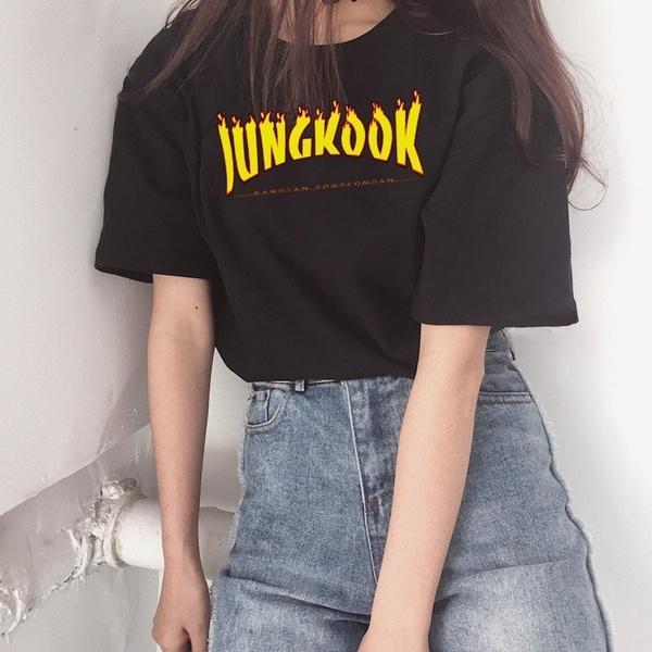 K-Pop, Fashion, Shirt, btskpop