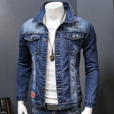 Blues, New arrival, Coat, Fashion