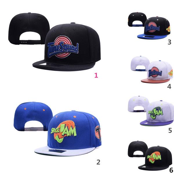 spacejambaseballcap, Adjustable Baseball Cap, unisex, street style