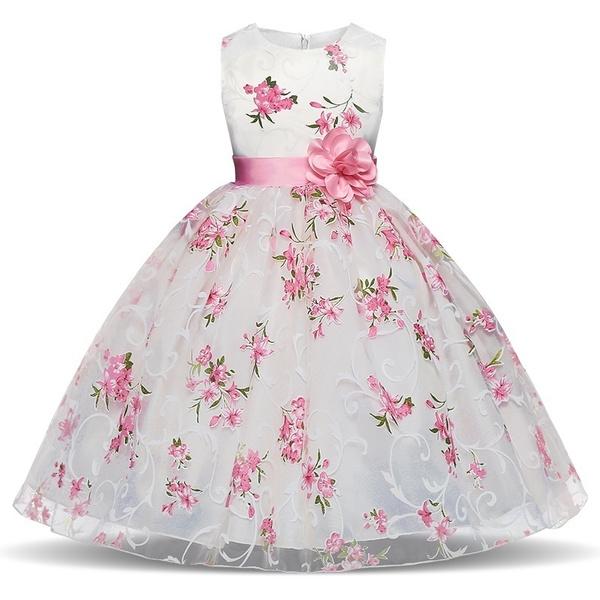 weddingparty, kidsdre, Baby Girl, Flowers