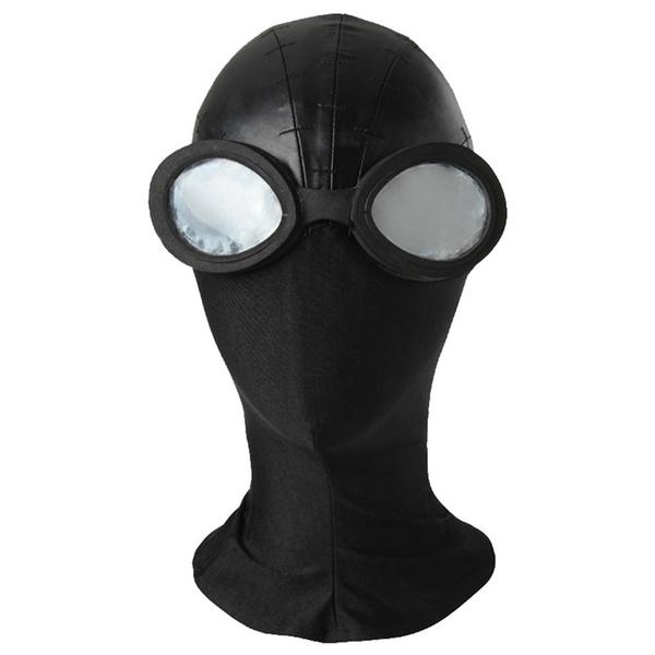 spidermanmask, Cosplay, headgearmask, leather