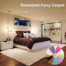 bedroomcarpet, Decoración de hogar, antiskidrug, softfluffyrug