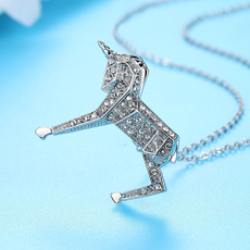 DIAMOND, Diamond Necklace, Gifts, necklace for women