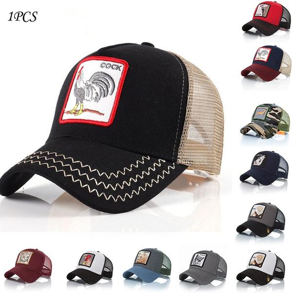 Adjustable Baseball Cap, Fashion, fashionbaseballhat, Animal