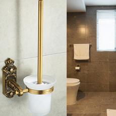 Antique, Brass, Bathroom, Bathroom Accessories