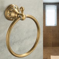 Antique, Brass, bathroomaccessprie, Towels