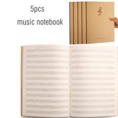 musiciansnotebook, guitartabnotebook, Music, mousicnotebookforkid