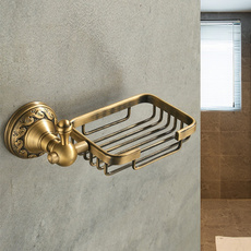 Brass, Antique, Bathroom, Bathroom Accessories