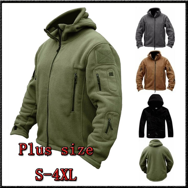 Fleece, mountaineeringjacket, hooded, Fashion Hoodies