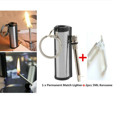 firestone, campinglighter, Keys, Chain