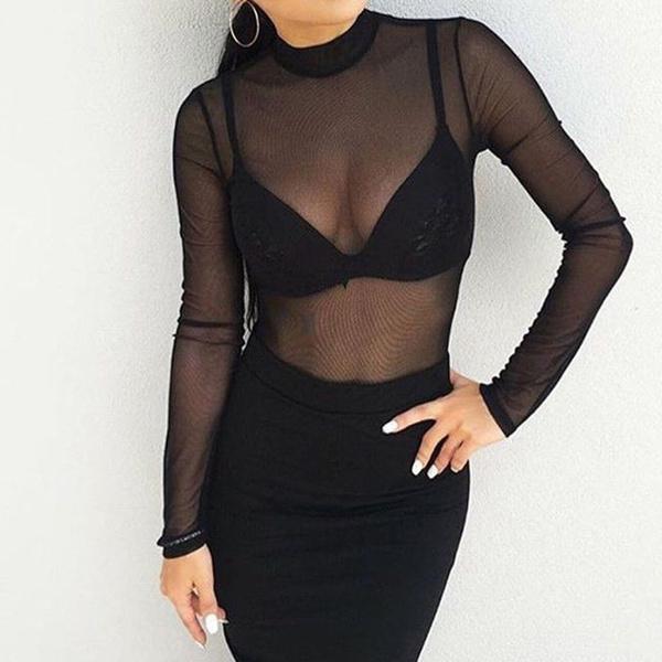 Fashion, Sleeve, Long Sleeve, Tops