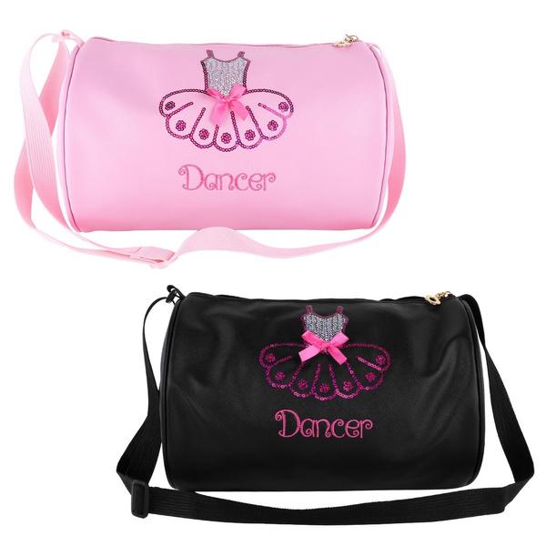zipperbag, Ballet, dufflebag, dancebag