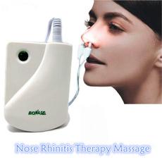 fever, Laser, sinusiti, nosemassager