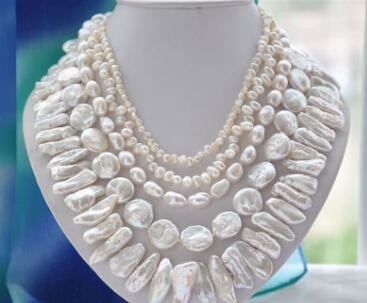 pearls, Jewelry, Necklace, pearl necklace