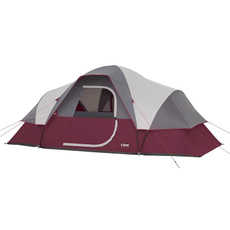 ventilatedcampingtent, removableraincover, Sports & Outdoors, Red