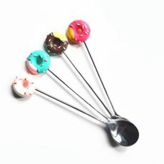 coffeespoon, Steel, Coffee, Ice Cream