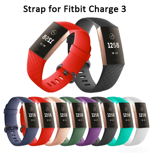 Sport, Jewelry, fitbitcharge3replacementband, Silicone