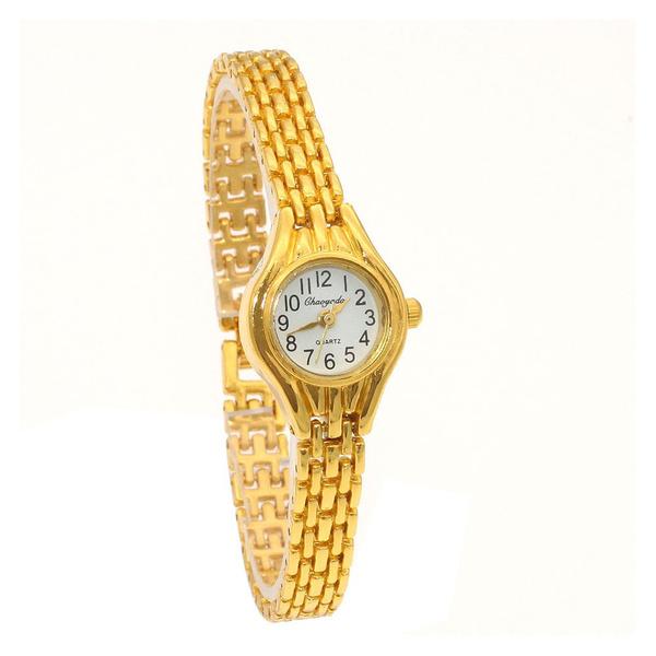 cute, dress watch, Jewelry, gold