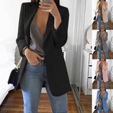 damenjacken, cardigan, Office, Sleeve