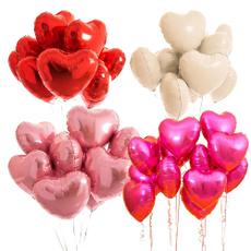 foilballon, Heart, mylarballoon, Wedding Accessories
