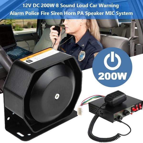 alarmssecurity, vehiclepartsaccessorie, sirenhorn, Alarm