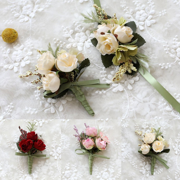 Bridesmaid, Flowers, Jewelry, Wedding Accessories