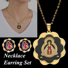 Chain, women necklace, jeweleryaccessorie, titanium