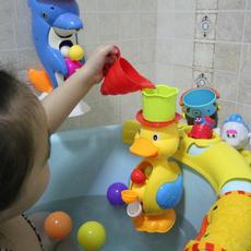 Bath, cute, Faucets, Toy