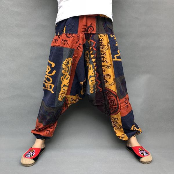 Rap & Hip-Hop, harem, trousers, cottonpant