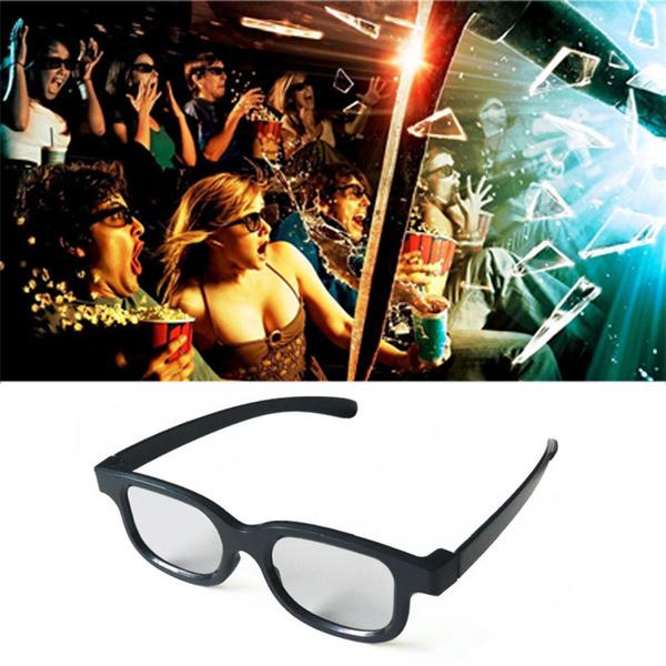 nonflash, Stereo, filmglasse, movieglasse