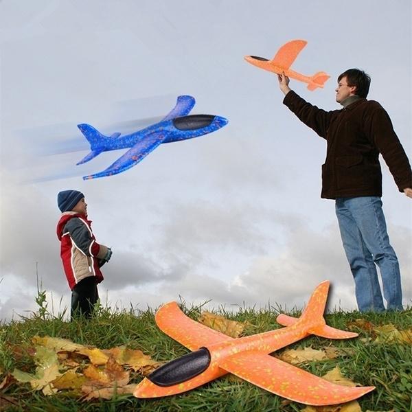 Outdoor, outdoortoy, Children's Toys, handthrowingairplane
