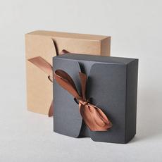 weddingfavorboxe, kraftboxeswithribbon, Gifts, Shower