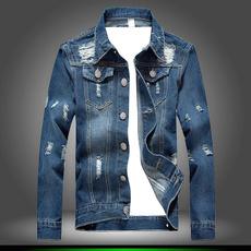 casual coat, Jeans, Moda, Coat