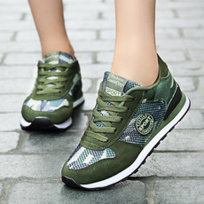 Summer, Sneakers, Outdoor, Breathable