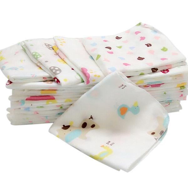 Square, Towels, handkerchief, muslin