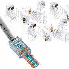 rj45, gadget, networkingcable, Connector