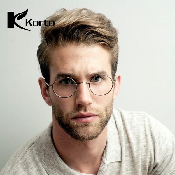 Fake Glasses John Lennon Vintage Round Men Eyeglasses Frame Wihout No Diopter Degree Women Hippie Eyewear 90s Nerd Geek Glasses Wish