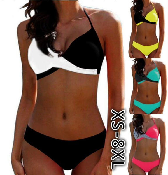Summer, Underwear, Plus Size, women beachwear