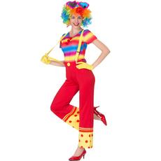 wig, clowncosplay, Plus Size, Masquerade