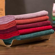 Poliéster, fabricclothforclothe, Fabric, corduroycloth
