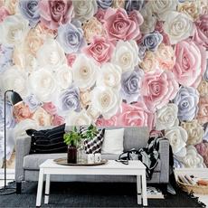 art, Home Decor, TV, Rose